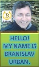 Hello! How are you? My name is Branislav Urban. Please to meet you!