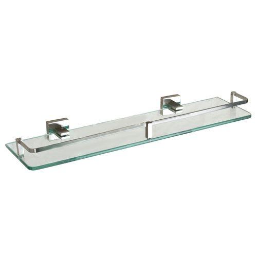 25+ best glass bathroom shelves ideas on pinterest | glass shelves