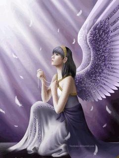 Animated Screensavers – Angels and Fairies 21