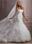 Maggie sottero lace wedding dress lacey