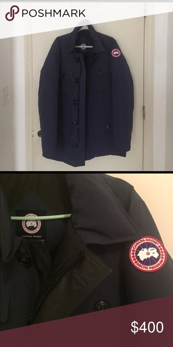 Banff Parka I'm selling this to pay for a repair on my computer; it's barely been used. I am willing to negotiate price because it does not come with the hood/ coyote fur. Thanks! Canada Goose Jackets & Coats Puffers