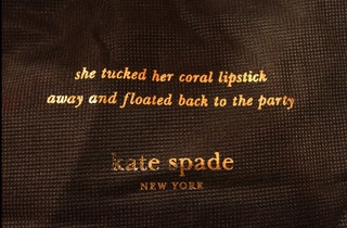 kate spade quote by kristin kerr, via Flickr