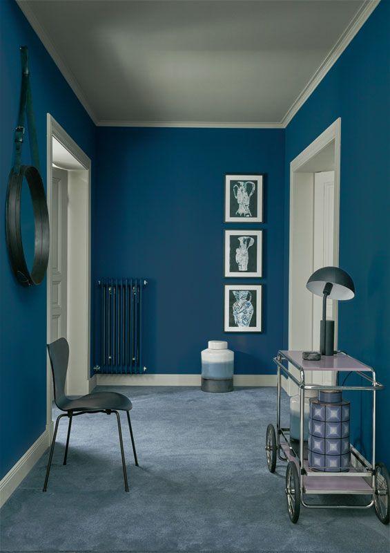 Farbe Mauve Einrichtung Ideen Trendfarbe
