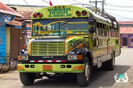 The bus from Managua to San Juan del Sur is convenient and cheap. Without proper planning, however, it might be less comfortable than you'd think.