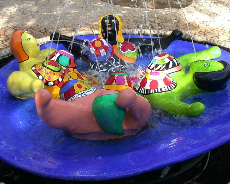 44 best niki de saint phalle art images on pinterest - Niki de saint phalle tarot garden ...