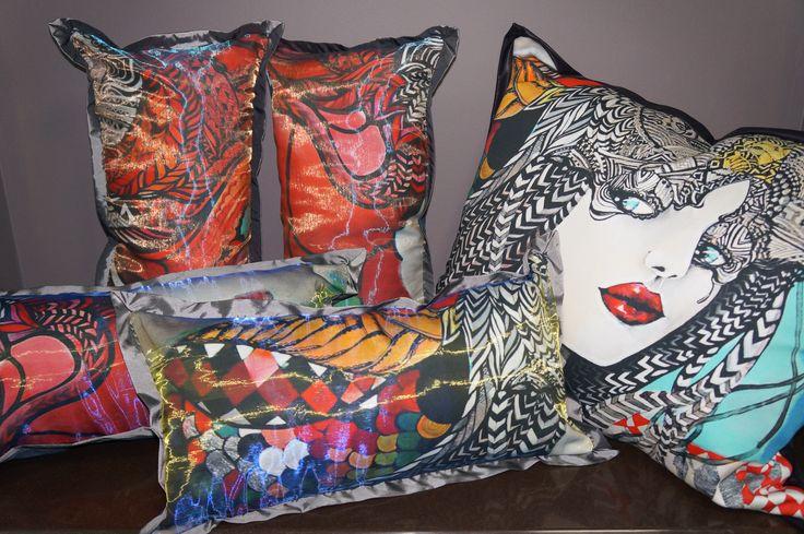 Poduszkowy szał, każdy z nas ich 500 miał... ;) namawiamy - designOmania home