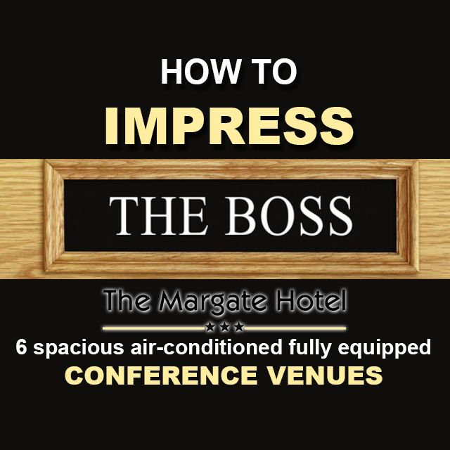 #Impress your #Boss & book your next #Conference at @MargateHotelKZN #ReadMore #Margate http://bit.ly/1PBY5sN