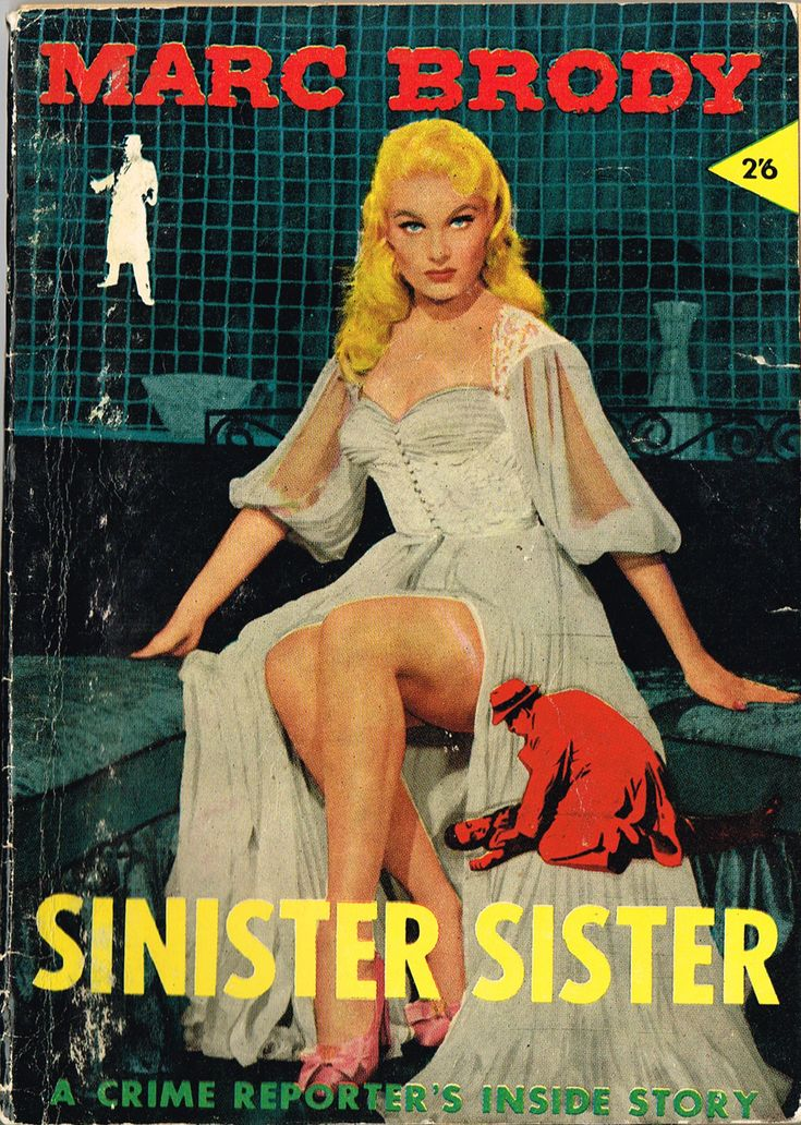 Sinister Sister-Marc Brody
