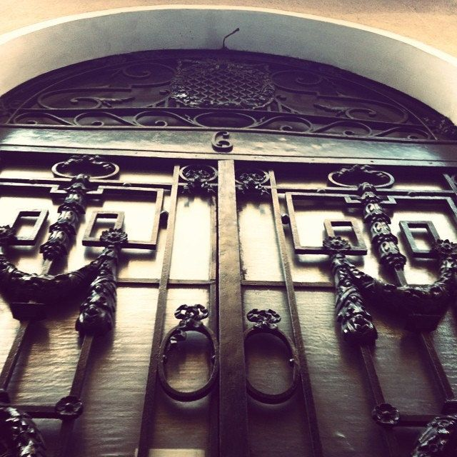 6 #door