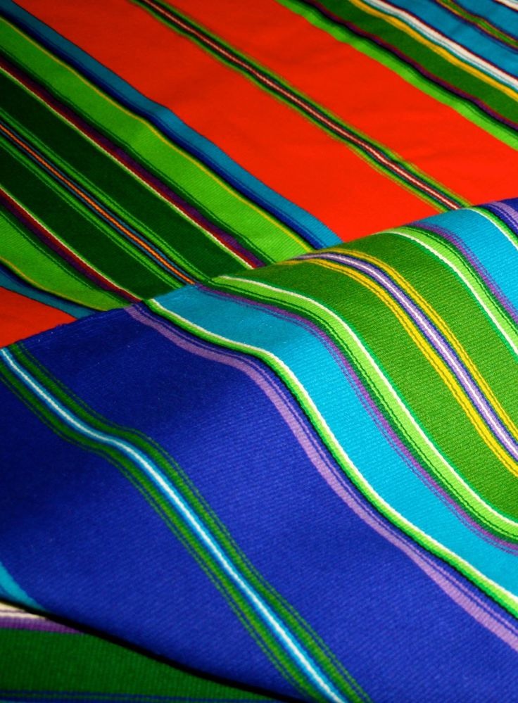 Woolen hand made fabric for Folka.pl, Lowicz Region, Poland