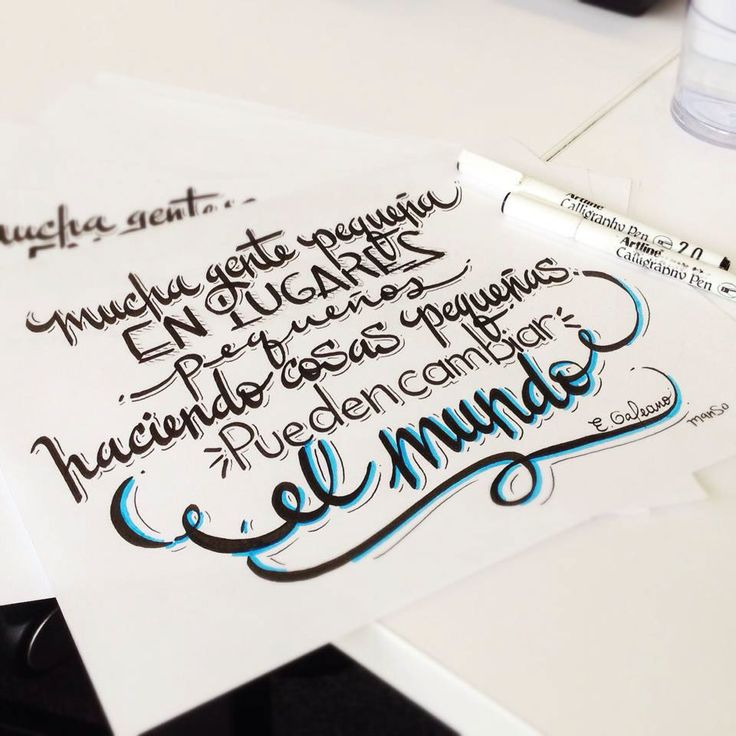 Frases - Quotes on Behance