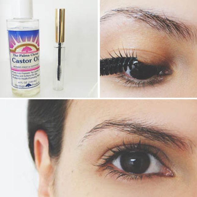 DIY Eyelash Serum: Skip the medical treatments with long lists of side effects in favor of this smart DIY. You'll never guess what common kitchen ingredient you should be using.