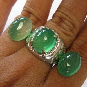 Paket Chalcedony Plus Ring