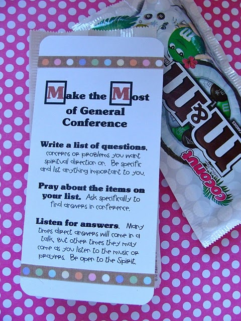 M&M of General Conference