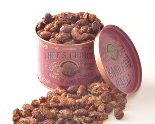 芦屋グラホのコーヒーローストナッツ缶