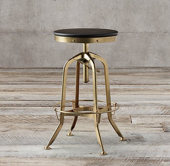Inspirational Milk Can Bar Stools