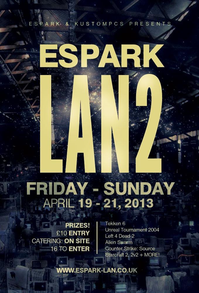LAN flyer