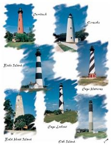 Visit every lighthouse in NC. Done. And climbed most too.