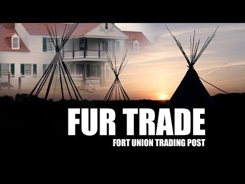 (21) WATCH: Historical Fort Has Amazing Fur Trade History - YouTube