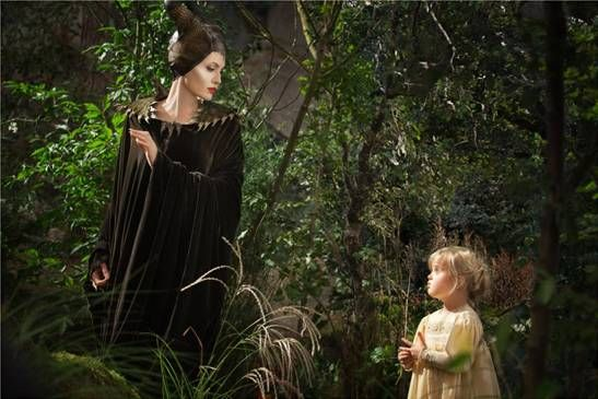 Angelina Jolie Talks Maleficent, Motherhood and Movies – #MaleficentEvent