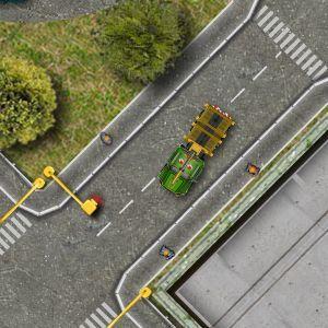 Camionul de transportat lemne 2
