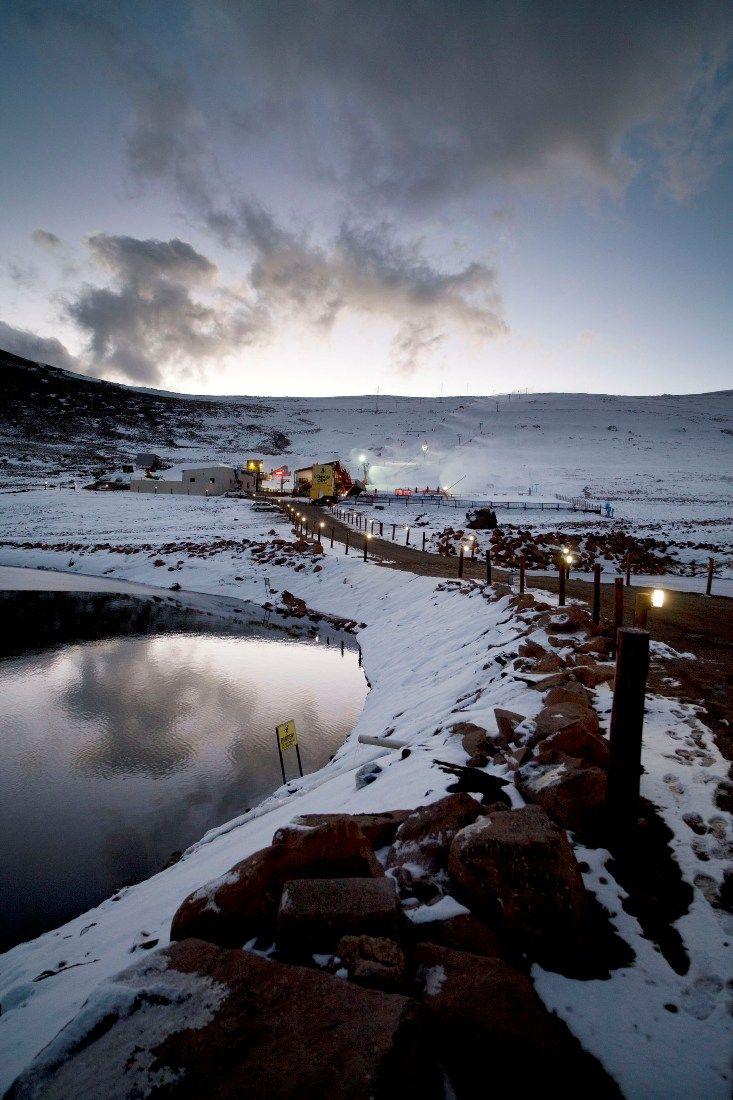 Afriski Ski Resort - Lesotho