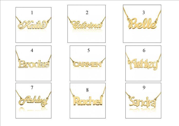 Designs to choose from. www.tabithajewellery.co.nz