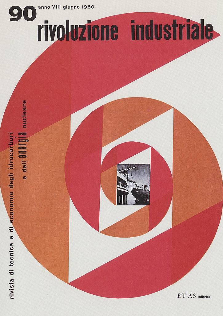 Max Huber, Rivoluzione Industriale, 1960