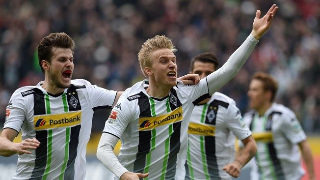 Wendt extends Gladbach contract