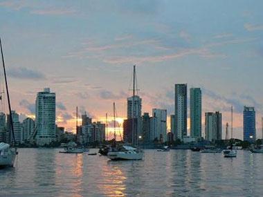 "Bocagrande, ""The Marina"" Cartagena de Indias. #enjoywithcentrocatalina"