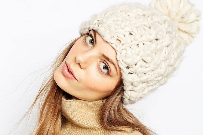 Under cover: cozy chic hats and ear muffs