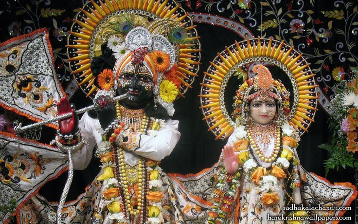 To view Radha Kalachanda Close Up Wallpaper of ISKCON Dallas in difference sizes visit - http://harekrishnawallpapers.com/sri-sri-radha-kalachanda-close-up-iskcon-dallas-wallpaper-004/