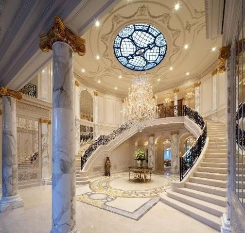 89 Best Grand Staircases . Images On Pinterest