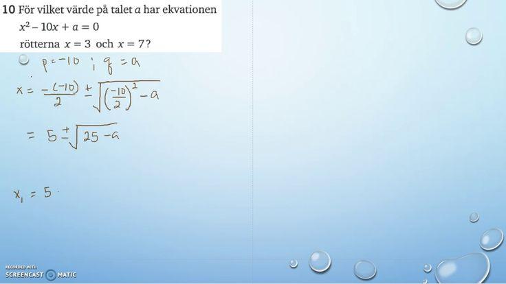 Matematik 5000 Ma 2a   Kapitel 2   Blandade övningar 2   10