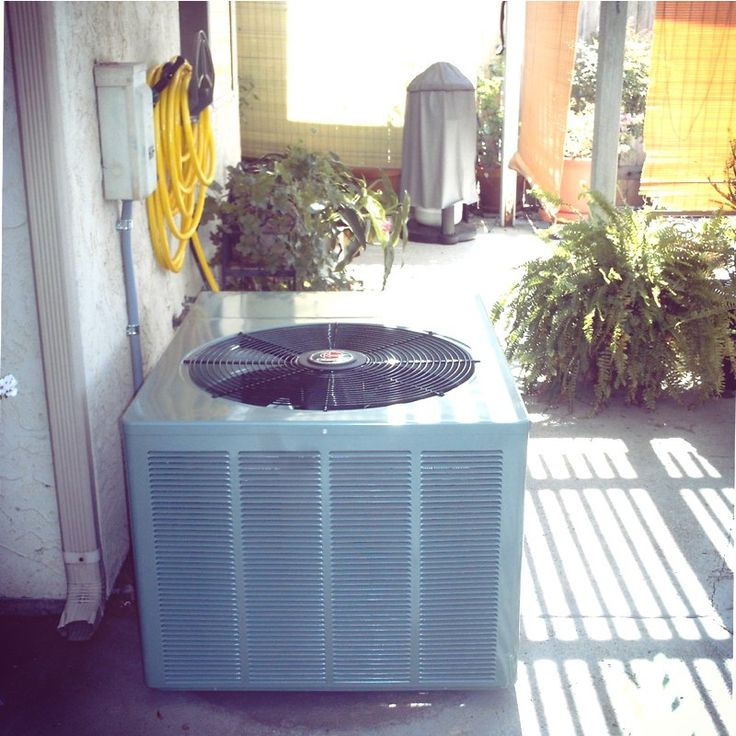 Best Central Air Conditioning Installation Ideas ~ http://lovelybuilding.com/central-air-conditioning-installation-for-your-house/