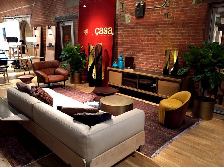 Come visit @casaintl at @wanteddesign #casainternational #wanteddesign #furnituredesign #homestyle #interiorspace
