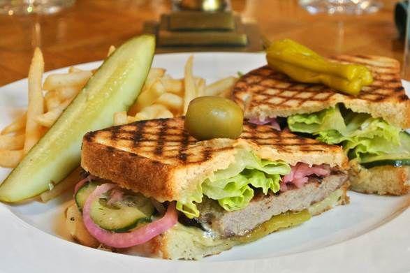 Grilled Ortega Steak Sandwich - Tender char-broiled ribeye on grilled ...