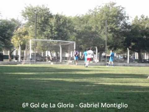 Imágenes de los goles convertidos en el partido disputado el Sábado 24.03.12 en el Torneo de Mayores que se disputa en las instalaciones de Sociedad Sportiva Devoto, entre los equipos de La Gloria y Sportivo Sur Devoto