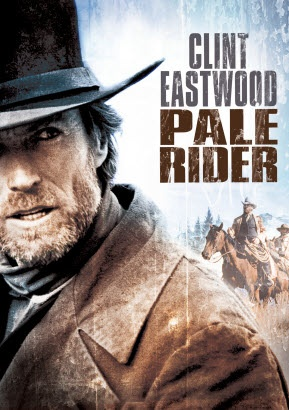 Pale Rider (1985) Clint Eastwood - Movie Poster  https://www.youtube.com/user/PopcornCinemaShow