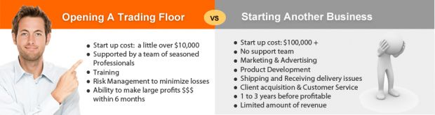 Should You Start a Small Business or Open a Trading Floor? --> http://www.greatbusinessmagazine.com/should-you-start-a-small-business-or-open-a-trading-floor/