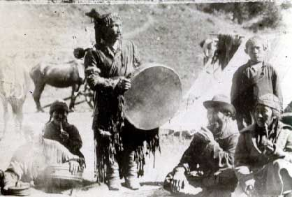Лекция «Шаманизм. Становление шамана» 28 апреля 2015 Москва