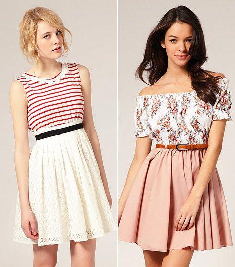 Csodaszép nyári ruhák testalkatra szabva | femina.hu