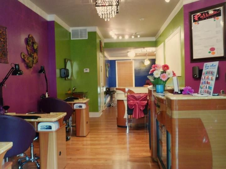 22 Best Images About Nail Salon On Pinterest Beauty Nails Small Salon Designs And Small Salon