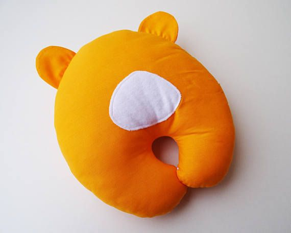 This sleepy bear is a hand crafted soft doll, and the best guardian of the childs dreams. This little fabric toy is made from cotton and stuffed with soft vegetal fibre stuffing. The face and paws are made by hand with harmless fabric permanent marker. The paint is warm fixed. Fabric