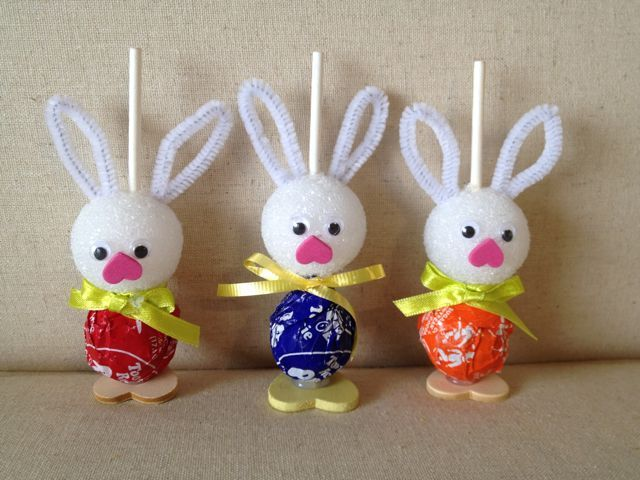 Tootsie Pop Bunnies                                                                                                                                                                                 More