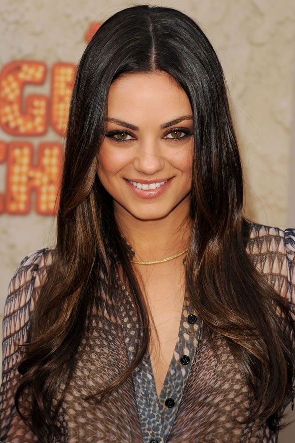 """Two Tone Hair Color Black 