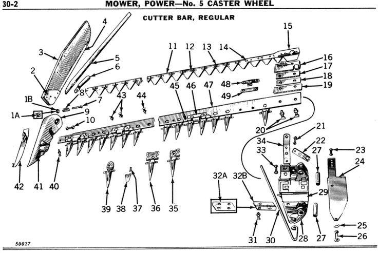 IH 1300 SICKLE BAR MOWER MANUAL - Auto Electrical Wiring Diagram