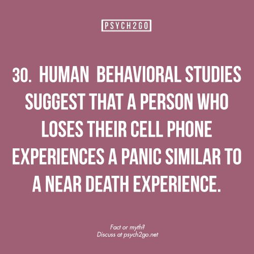 10 Cool Psychological Facts about human feelings http ...
