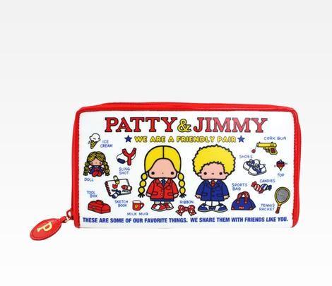 Patty & Jimmy Wallet: New Blazers