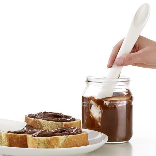 cuchara mini y esptula para recipiente pequeo utensilios de cocina para preparar lku